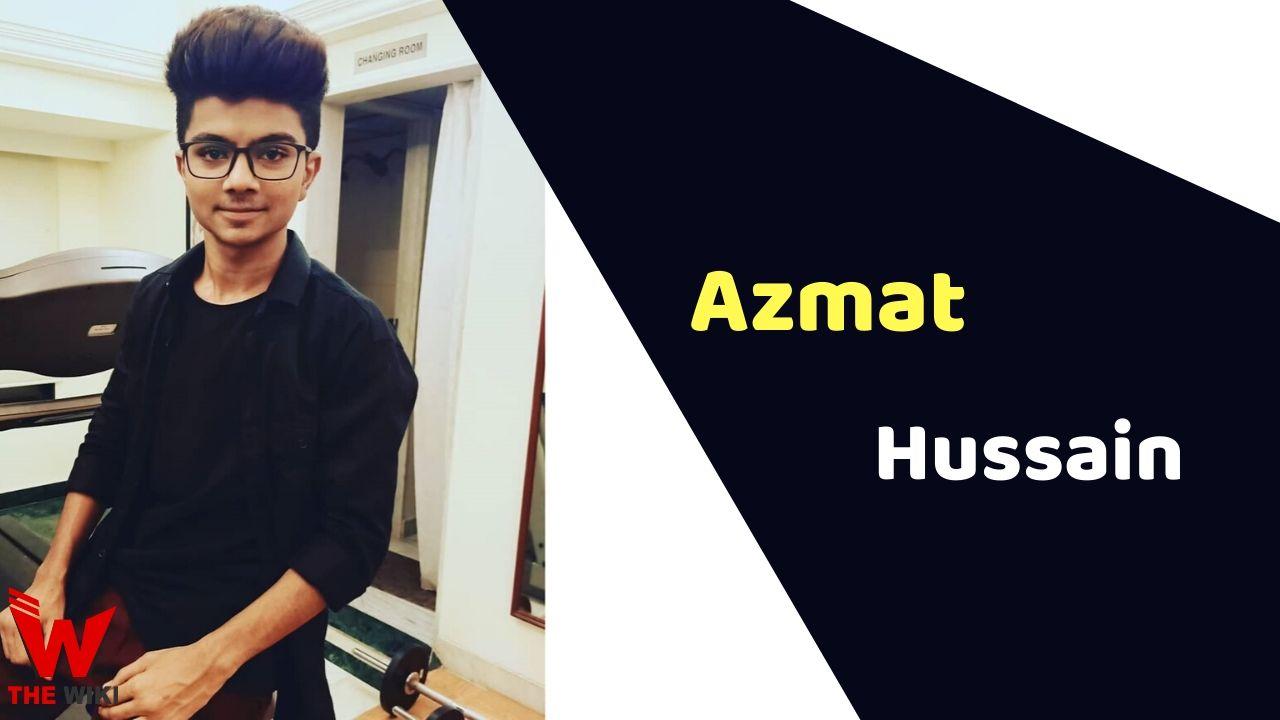 Azmat Hussain (Singer)