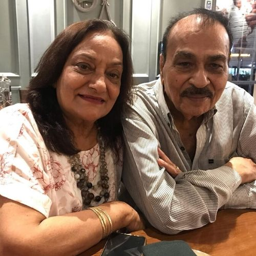 Chaitanya Choudhury Parents