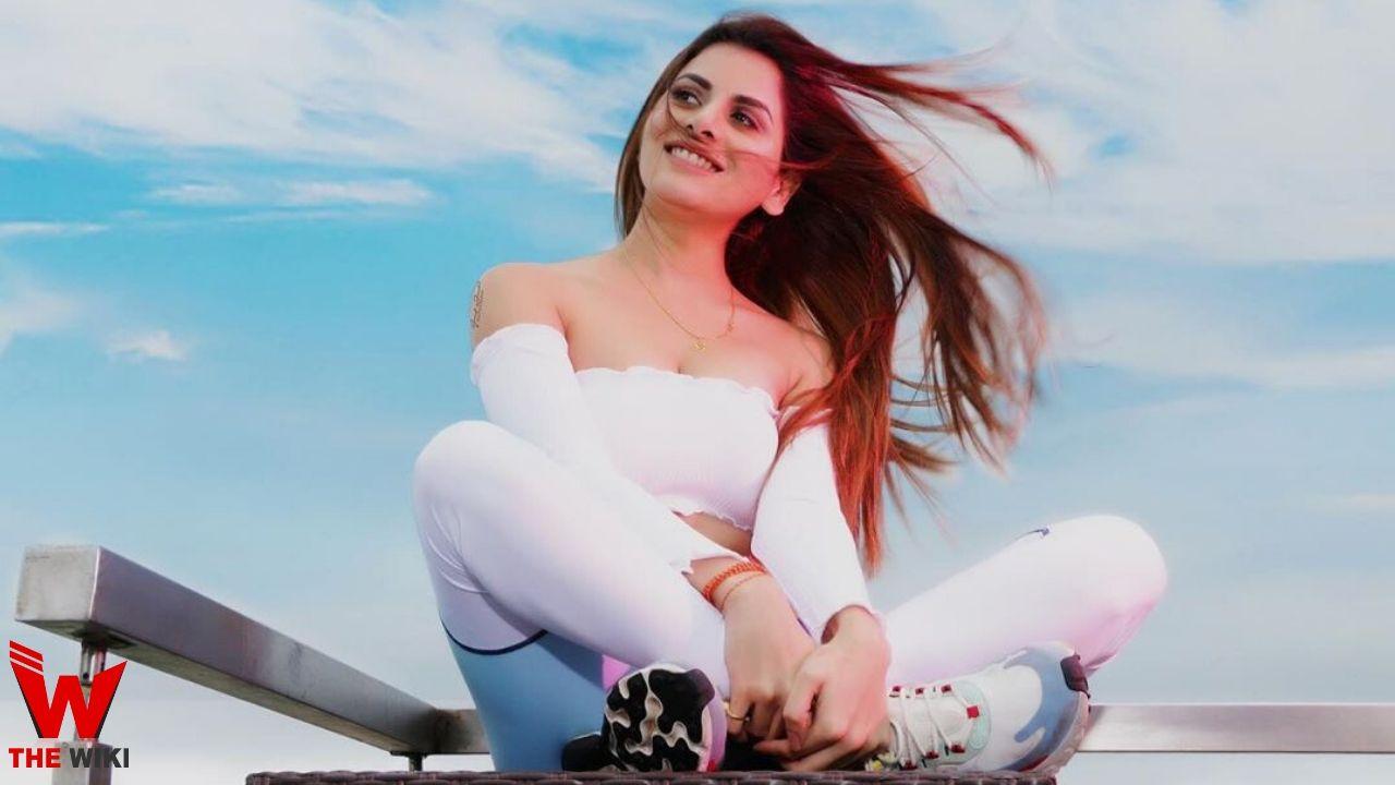 Isha Anand Sharma (Actress)