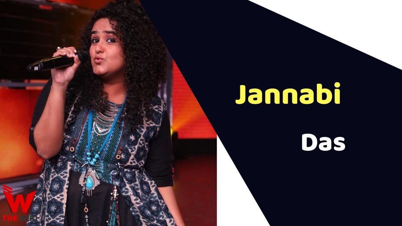 Jannabi Das (Singer)