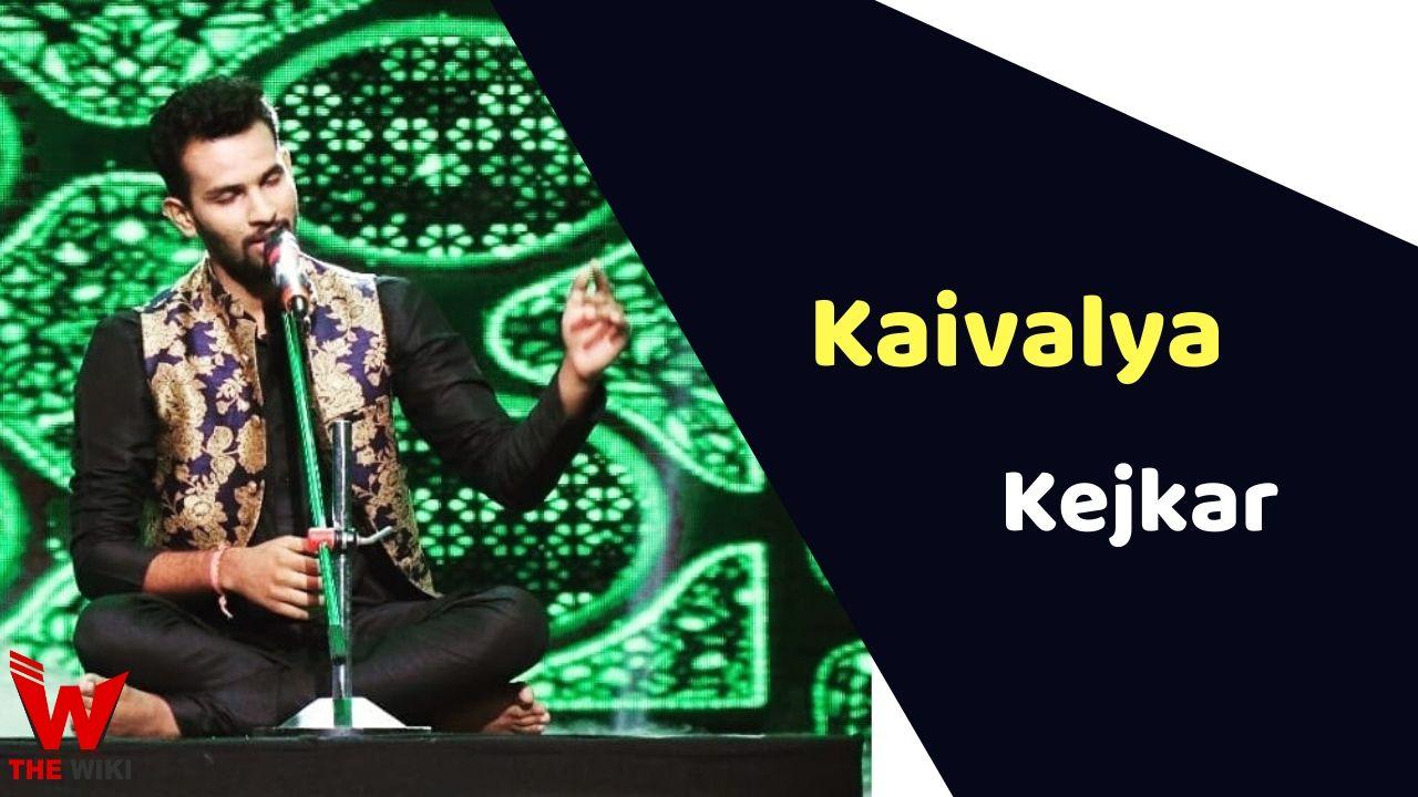 Kaivalya Kejkar (Singer)