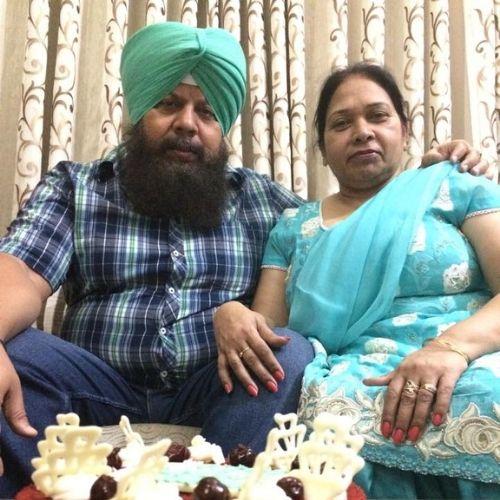 Karan's Parents