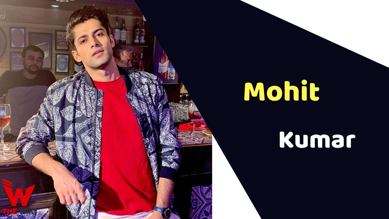 Mohit Kumar (Actor)
