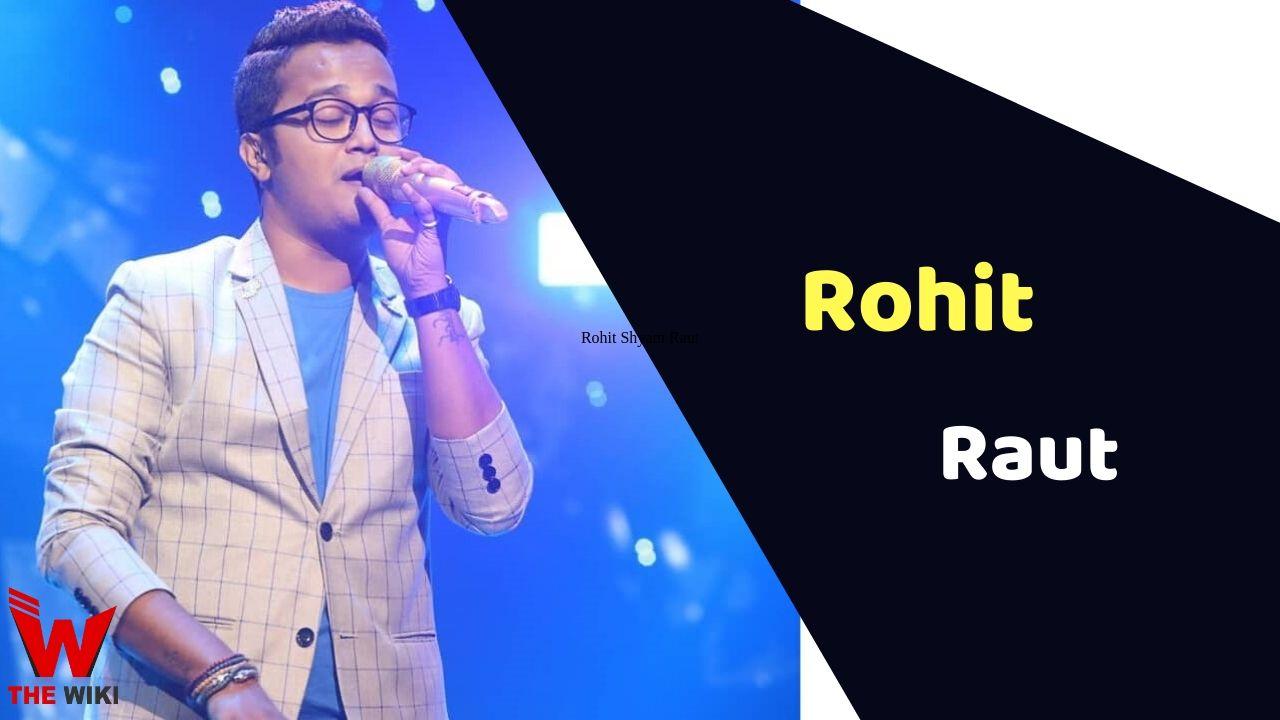 Rohit Raut (Singer)
