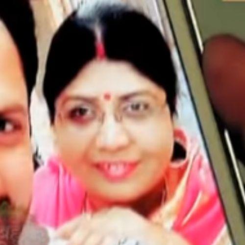 Rudra Kaushik Rekha Ojha (Homemaker)
