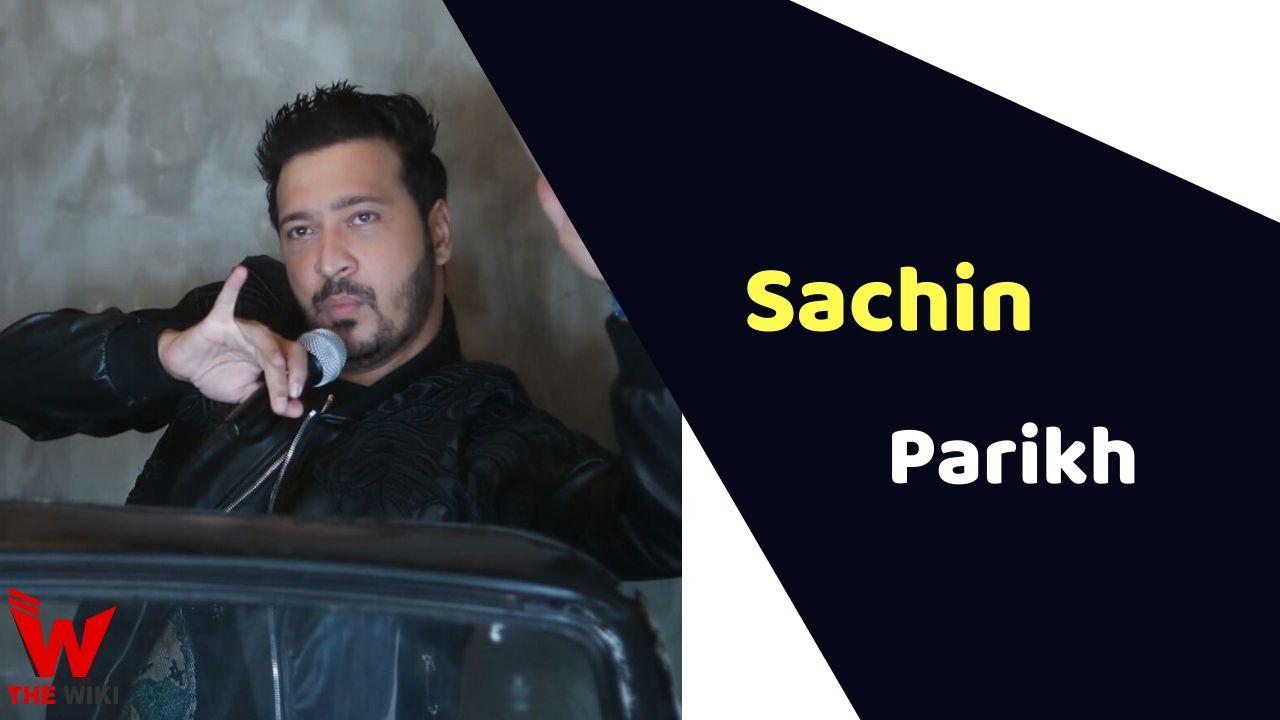 Sachin Parikh (Actor)