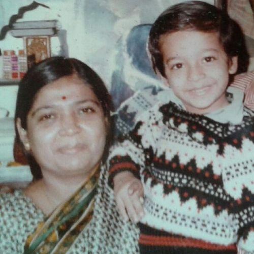 Sachin Parikh Mother