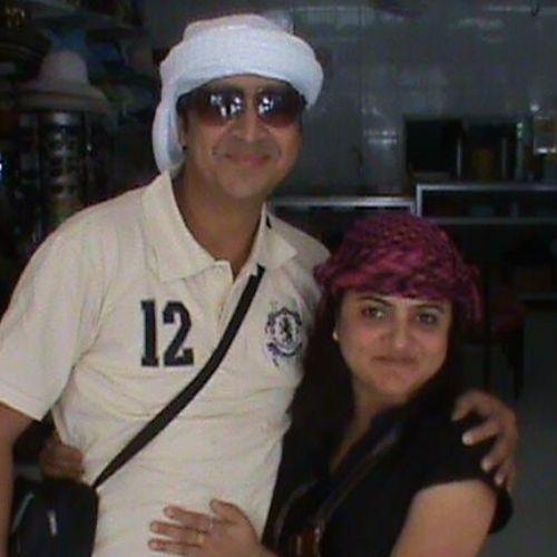 Sachin Parikh WIfe