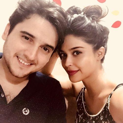 Sujay Reu and Neha Pedneker