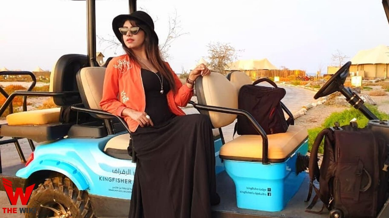 Vindhya Tiwari (Actress)