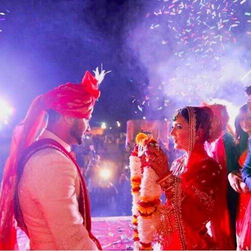 Vineet-abhilash marriage