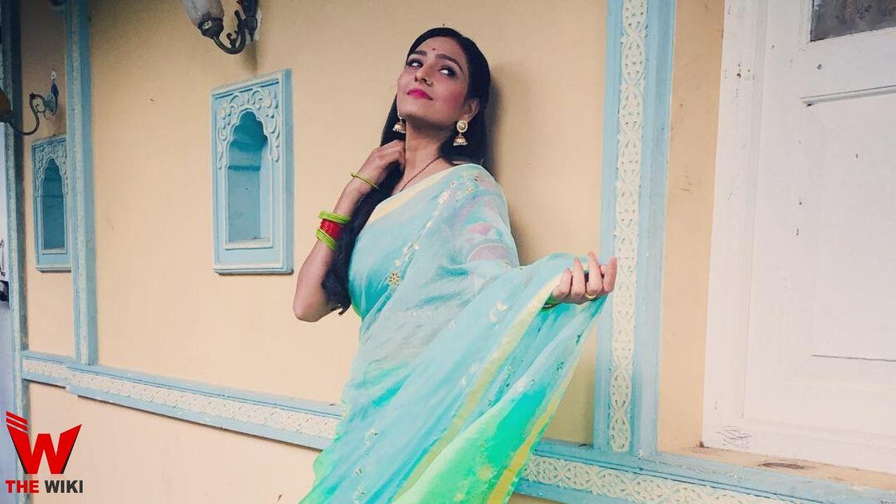 Aishwarya Khare (Actress)