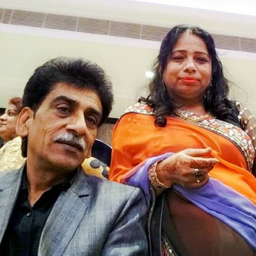 Akshit Sukhija Parents