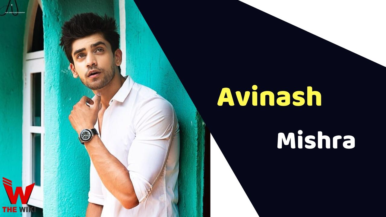 Avinash Mishra (Actor)
