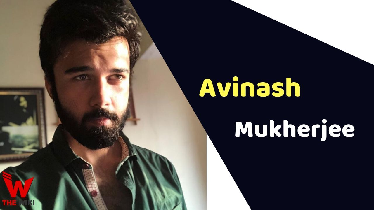 Avinash Mukherjee (Actor)