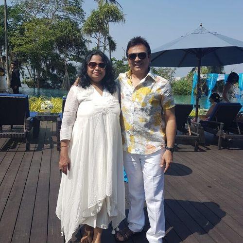 Dipna Patel Parents