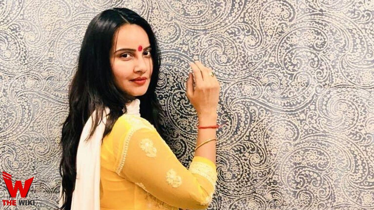 Geetanjali Mishra (Actress)