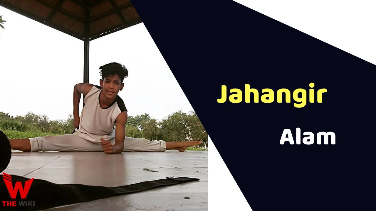 Jahangir Alam (Dancer Plus 5)