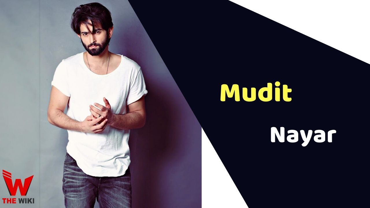 Mudit Nayar (Actor)