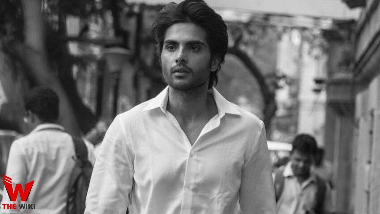Parichay Sharma (Actor)