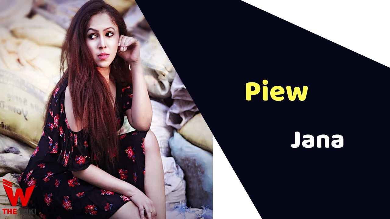 Piew Jana (Actress)