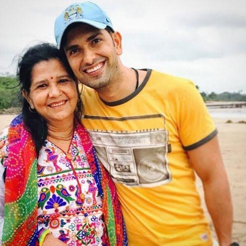 Rahul Sharma's Mother