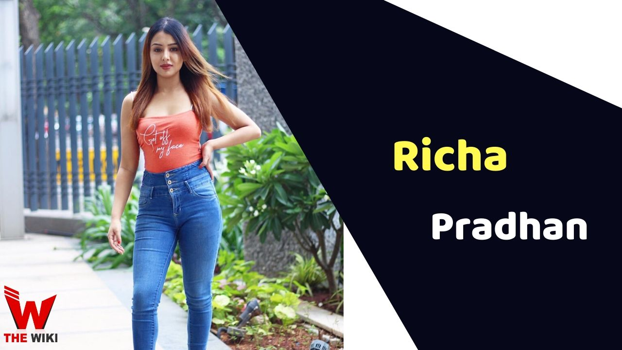 Richa Pradhan (Actress)