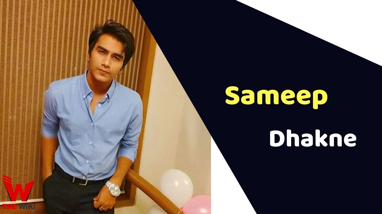 Sameep Dhakne (Dancer Plus 5)