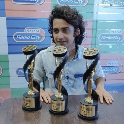 Sumedh Mudgalkar Awards