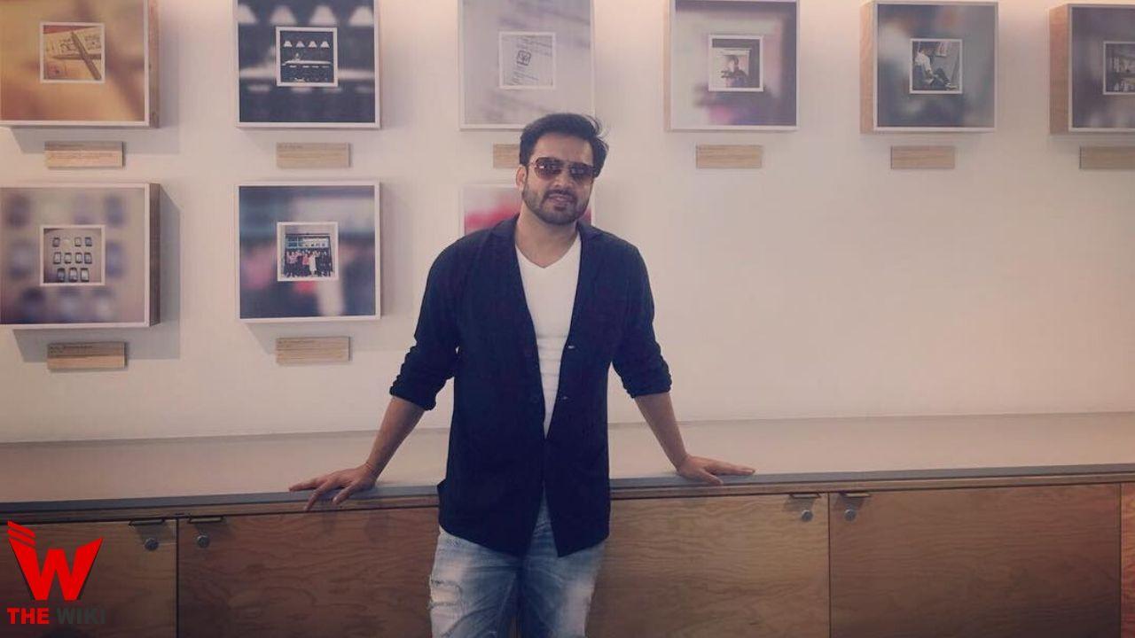 Ajay Chaudhary (Actor)