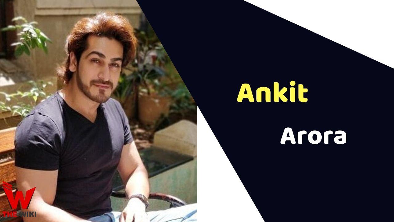 Ankit Arora (Actor)