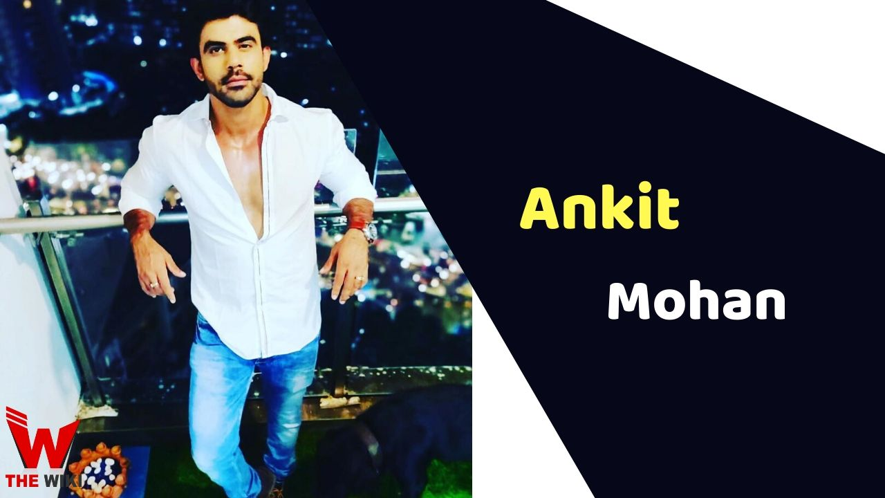 Ankit Mohan (Actor)