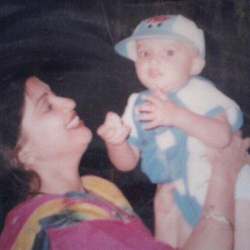 Ankit Narang Childhood picture