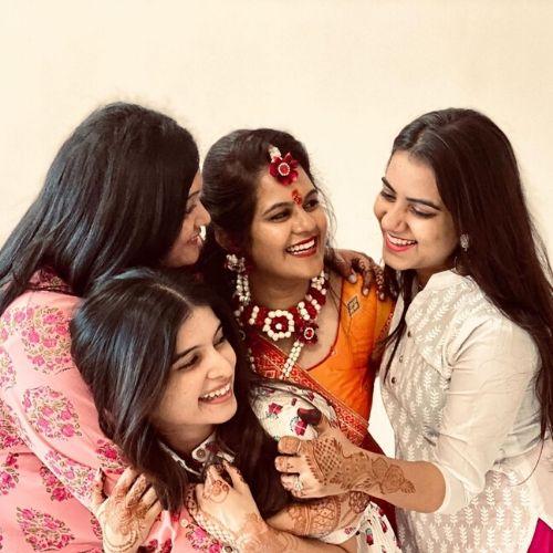 Bhavika Sharma Sisters