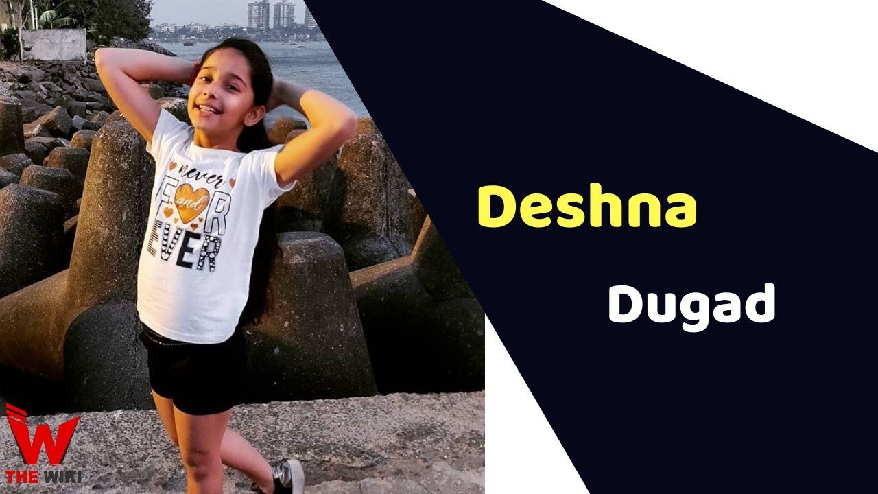Deshna Dugad (Child Actor)