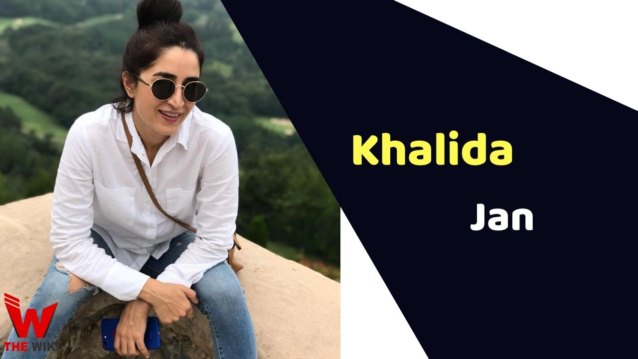 Khalida Jan (Actress)