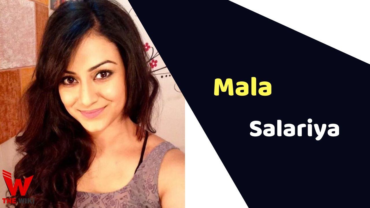 Mala Salariya (Actress)