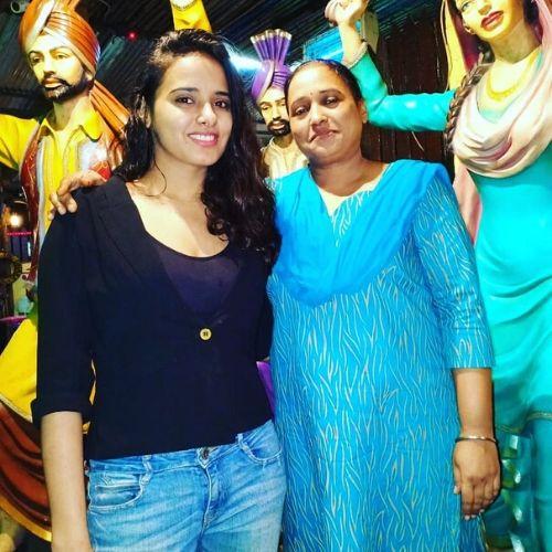 Nisha Nagpal mother