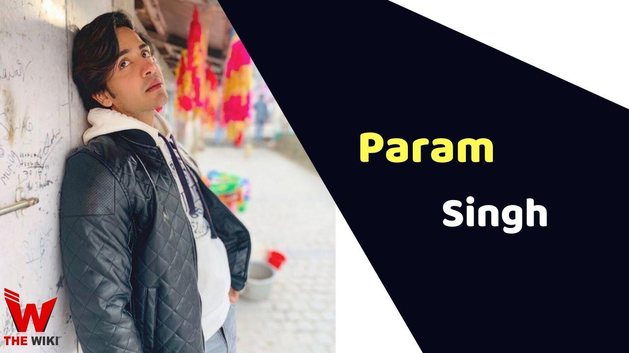 Param Singh (Actor)