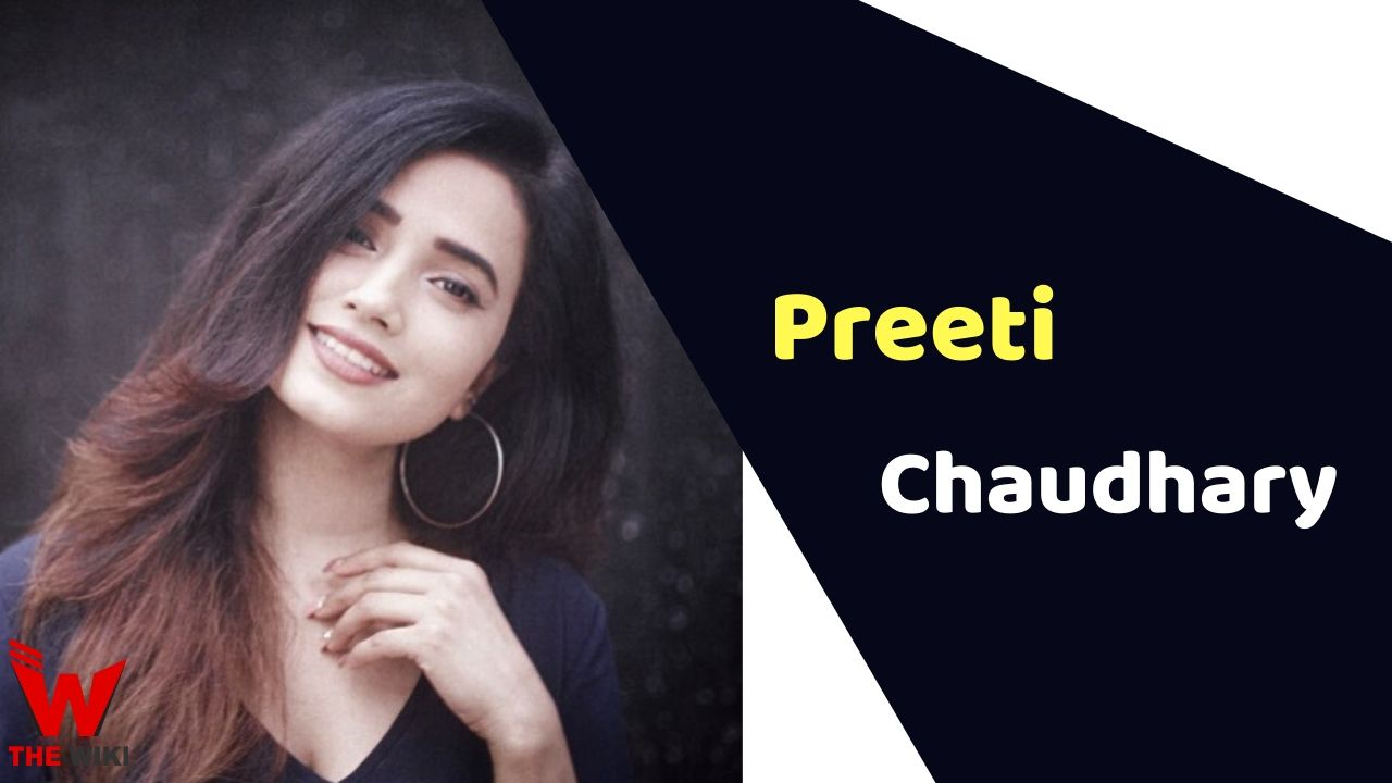 Preeti Chaudhary (Actress)