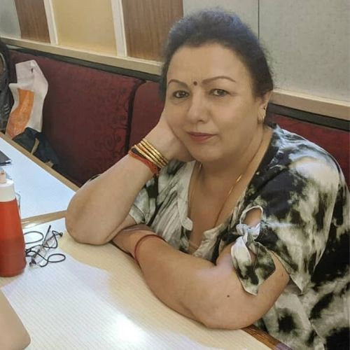 Priya Chauhan mother