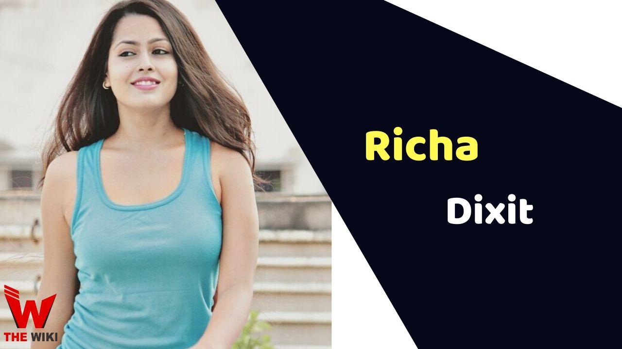Richa Dixit (Actress)