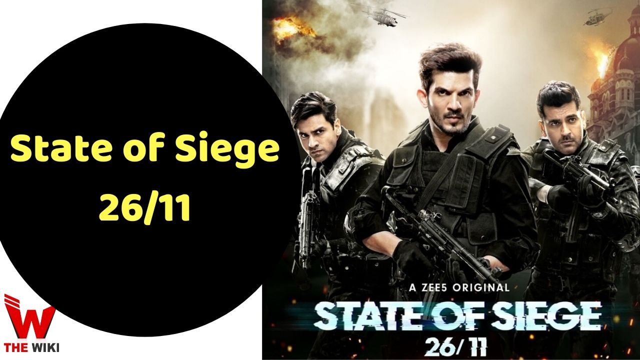 State of Siege 26/11 (Zee5)