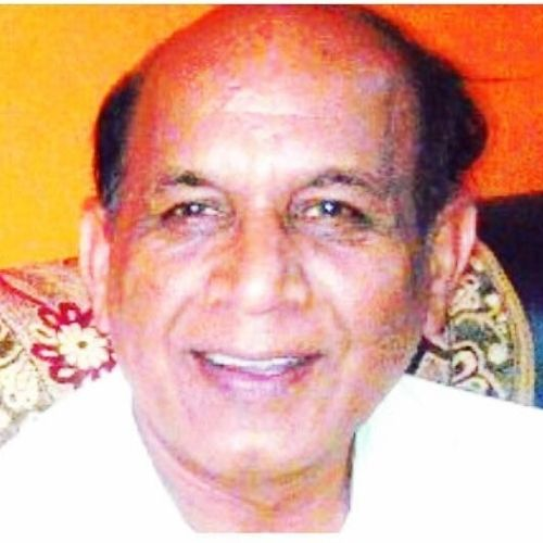 Ajay Chaudhary's Father