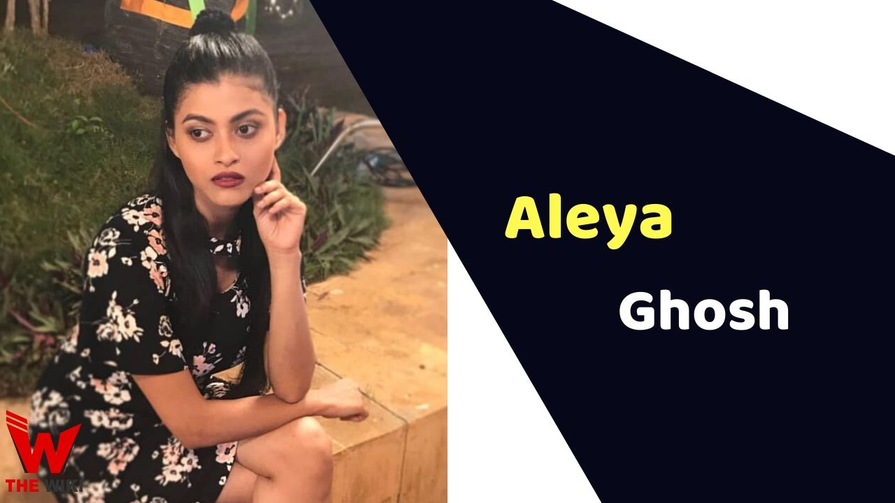 Aleya Ghosh (Actress)