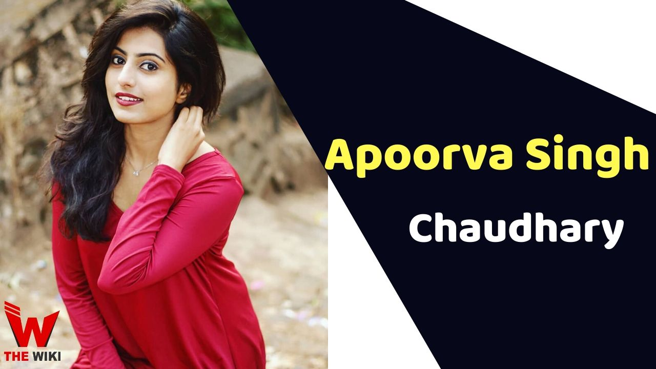 Apoorva Singh Chaudhary (Actress)