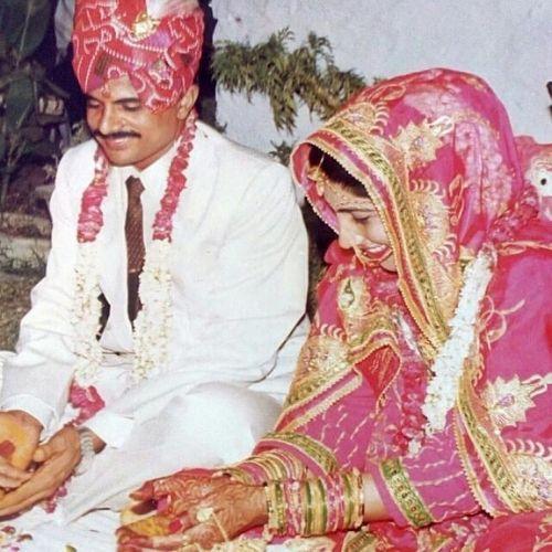Apoorva Singh Chaudhary Parents