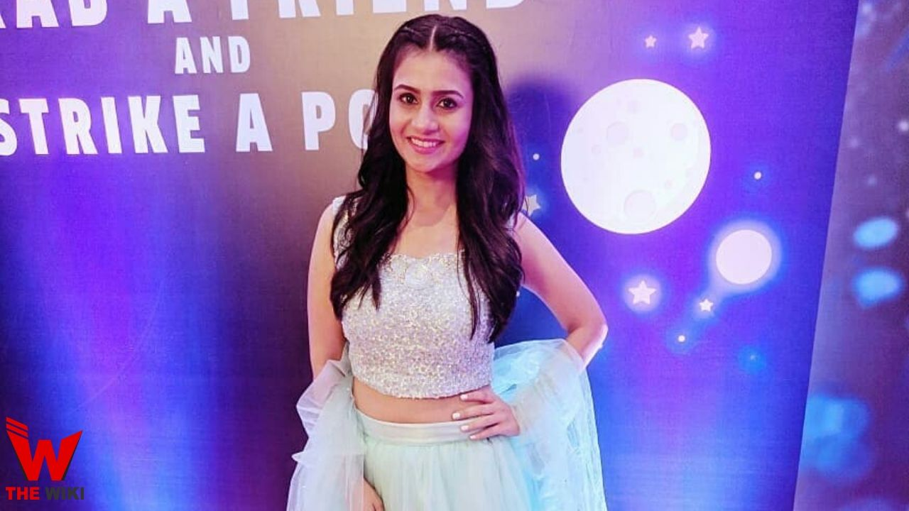 Dharti Bhatt (Actress)