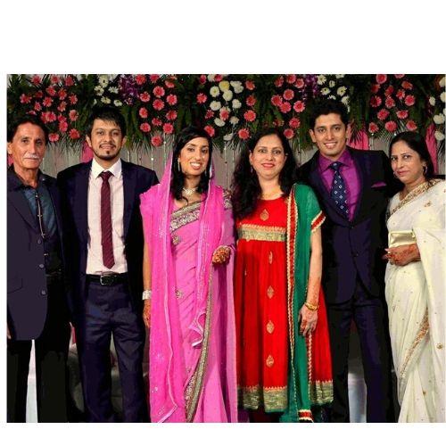 Khushwant Walia Family