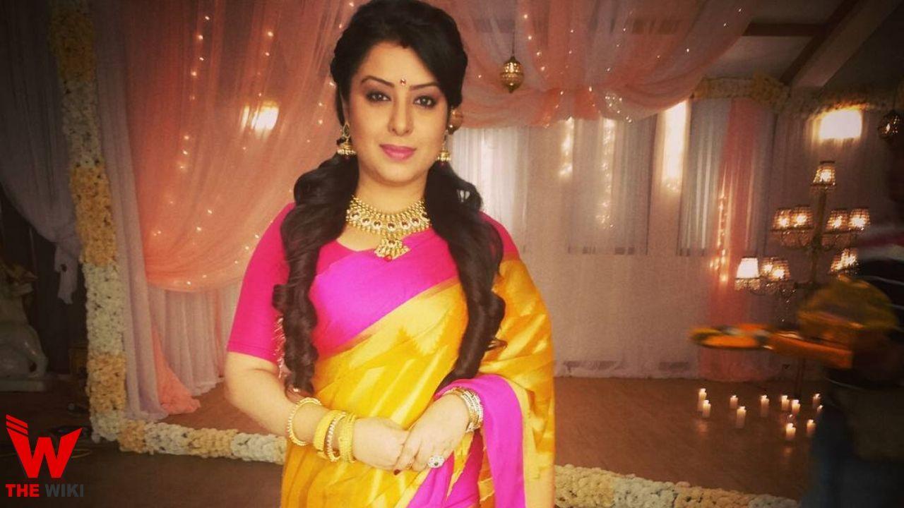 Mamta Verma (Actress)